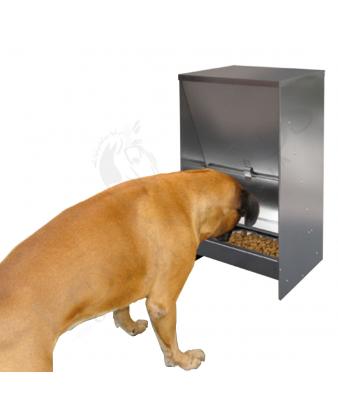 Tolva comedero para perros 20kg