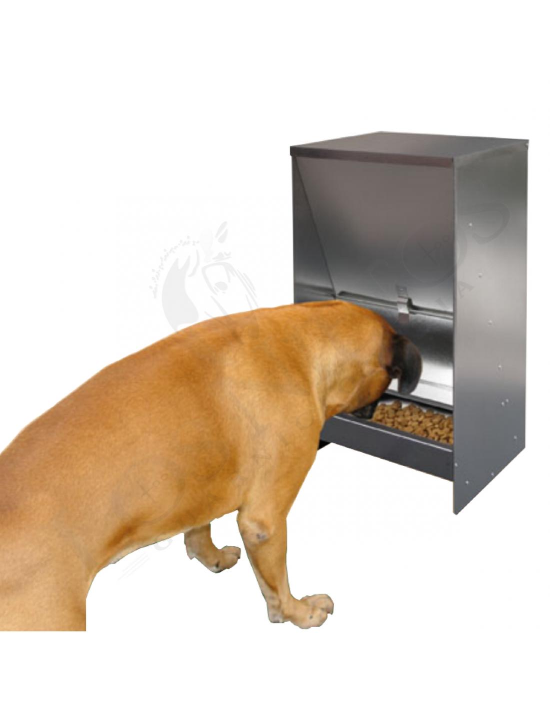 Tolva comedero para perros 20 kg for Comederos para perros