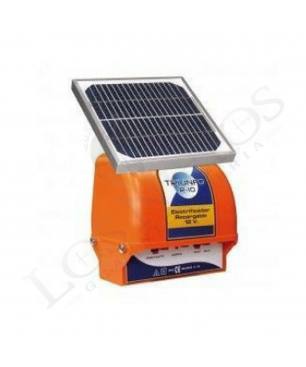Pastor eléctrico Triunfo R-10 Solar