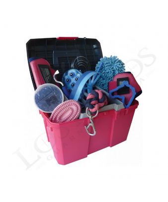 Caja de limpieza Norton | Color Rojo