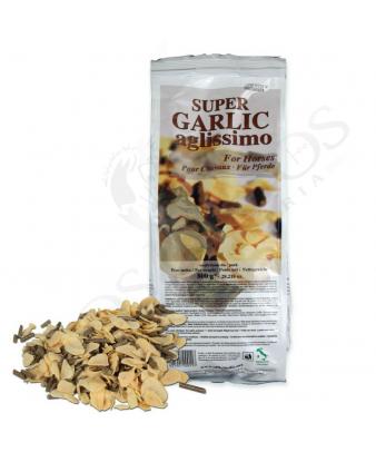 Suplemento alimenticio Super Garlic Aglissimo 800 gr