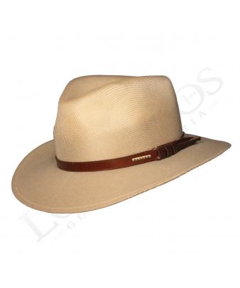 Sombrero Cofari Dralon Camel C/Apache