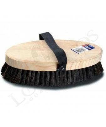 Cepillo Bruza de pelo (Mezcla) con cinta de agarre