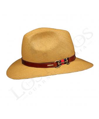 Sombrero Panama Camel | Trabillas 'Gucci'