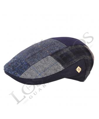 Gorra Jockey | Patchwork Azul / Mod. 522