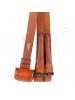 Cabezal vaquero con fundones y hebilla de doble pincho