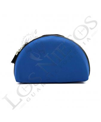 Bolso De Mano Stylopiel Abanico | Capote Azul
