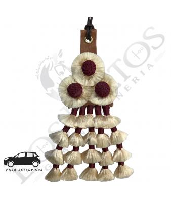 Mosquero Seda Coche | Beig-Camel