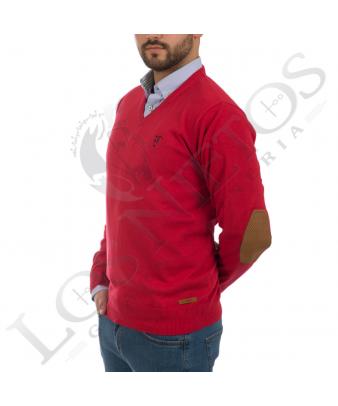 Jersey Punto Coderas 'La Garrocha' | Rojo