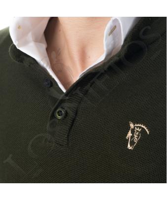Jersey Cuello Mao 'La Garrocha' | Verde