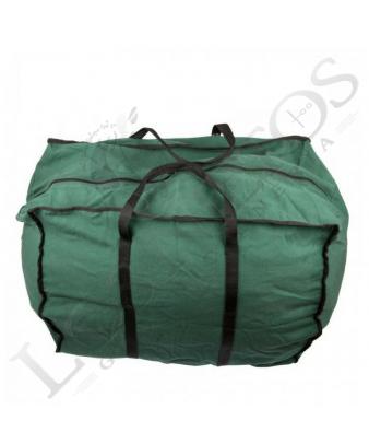 Bolsa Para Silla Vaquera Transporte Eco. Verde