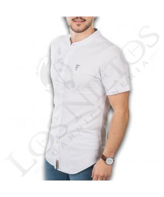Camisa Polo La Garrocha | Blanco