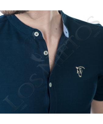 Camisa Polo La Garrocha | Marino