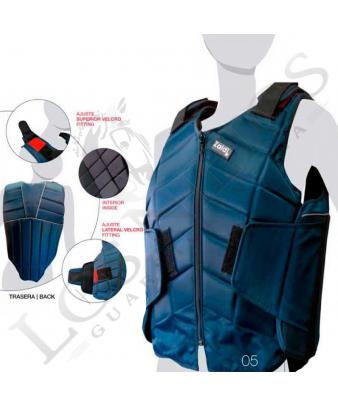 Chaleco Protector Body Homologado De Seguridad