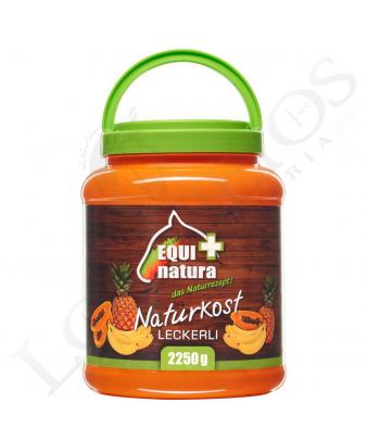 Golosina Caballo Equi Natura - Papaya, Plátano y Piña
