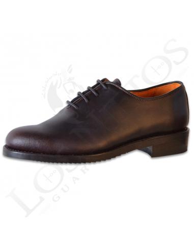 Zapato para polaina | Mod. 1314 / Suela  de Goma 'Sevilla'
