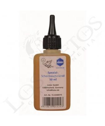 Aceite Repuesto Esquiladora HKM, 50 ml