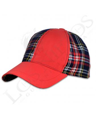 Gorra Lana Los Nietos Strike 301| Cuadros Escocia