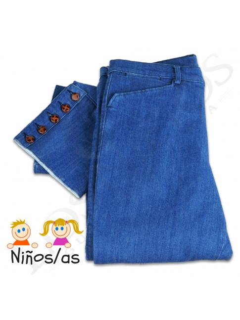 Pantalón Montero 'Denim' (Niño)