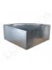 Comedero Galvanizado Esquina 10 kg | Los Nietos