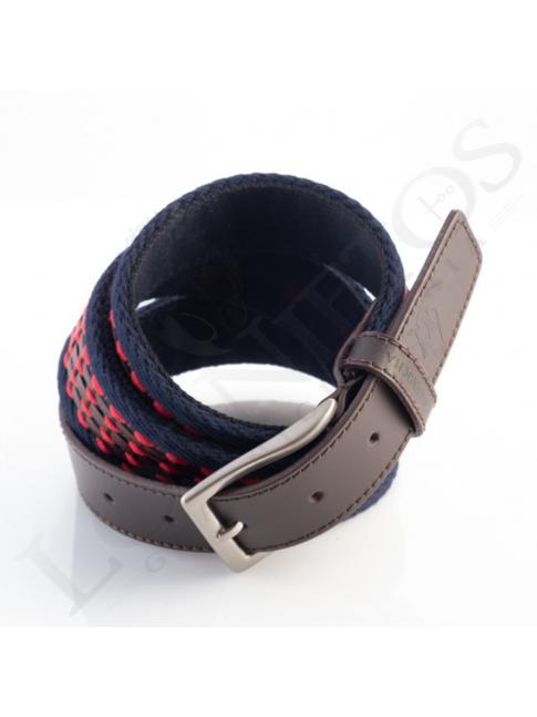 Cinturón Coto 'La Garrocha' | Azul