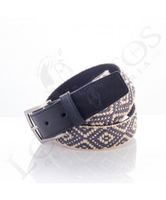 Cinturón Acacia 'La Garrocha' | Azul