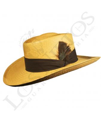 Sombrero Gambler Panamá Cuenca C/Safari