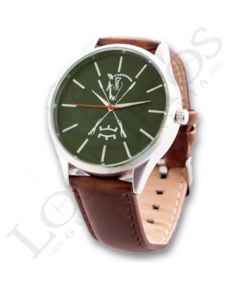 Reloj La Garrocha Mod. Trote | Verde