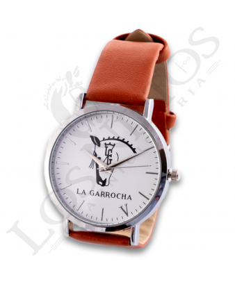 Reloj La Garrocha Mod. Galope | Negro