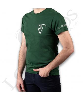 Camiseta La Garrocha Barrio| Verde
