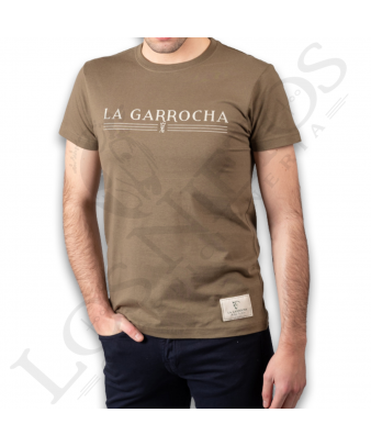 Camiseta La Garrocha Blancal | Verde