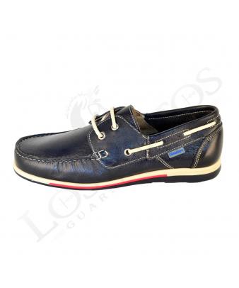 Zapato náutico Himalaya 2401 Azul
