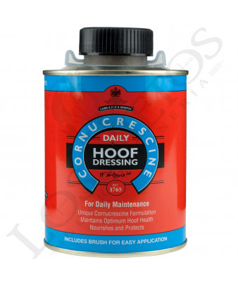 Cornucrescine Mantenimiento Cascos - HOOF DRESSING- Carr&day. 500 ml