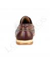 Zapato náutico Himalaya 2401 Color marrón