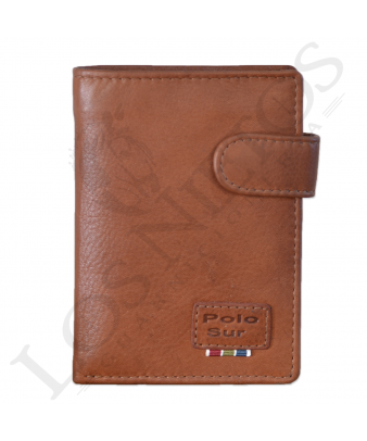Cartera Monedero Polo Sur Cierre Broche | Natural JER02692-02