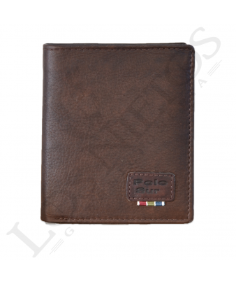 Cartera Monedero Polo Sur | Marrón  JER02940-03