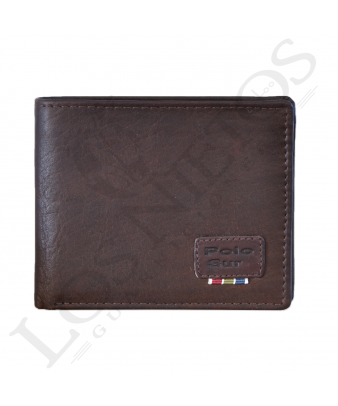 Cartera Monedero Polo Sur | Marrón  JER02949-03