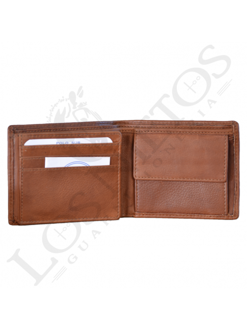 Cartera Monedero Polo Sur | Natural  JER02949-02