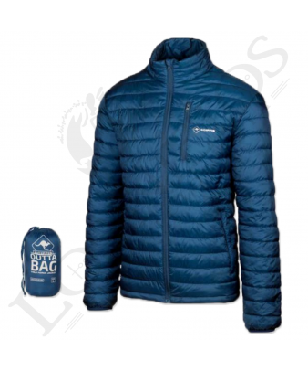 Chaqueta Acolchada  AFH Cold Force | Azul