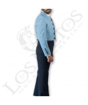Traje de corto caballero | Semihilo Azafata