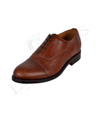 Zapato 1791 Oxford | Piso suela / Piel flor