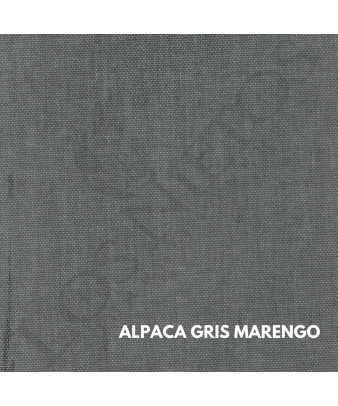 Chaleco Traje de Corto |Alpaca Gris Marengo