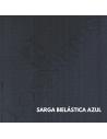 Chaleco Traje de Corto |Sarga Bielástica Azul