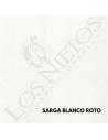 Chaleco Traje de Corto |Sarga Blanco Roto