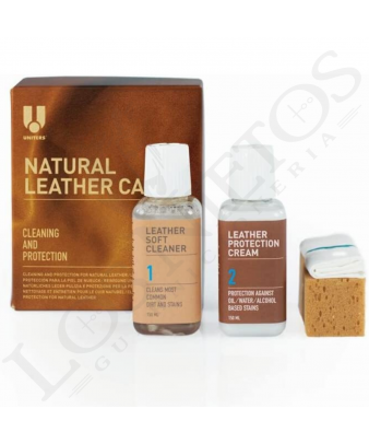 Kit Cuidado de Piel Leather Care Uniters