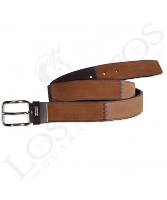 Cinturón Patchwork Raya | Beig