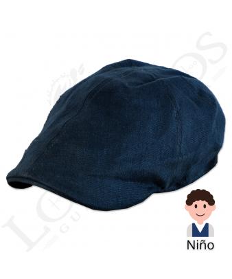 Gorra Niño Jockey Lino Verde