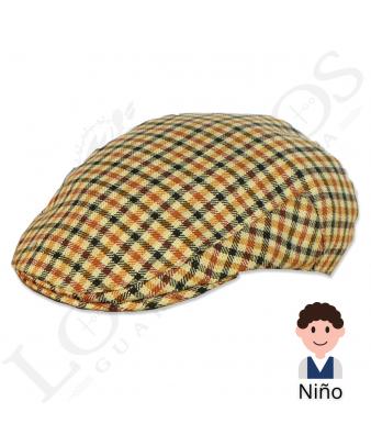 Gorra Niño 390 Beig