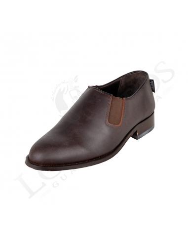 Zapato para polaina Lazzo con elástico