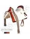Silla Vaquera Luna | Avellana (Bastes Látex)